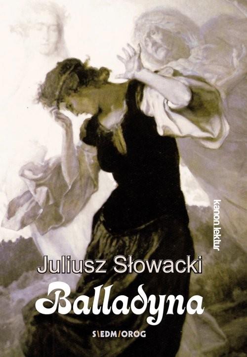 okładka Balladynaksiążka      Juliusz Słowacki