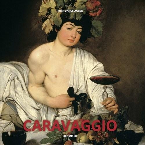 okładka Caravaggio, Książka | Dangelmaier Ruth