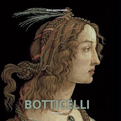 okładka Botticelli, Książka | Dangelmaier Ruth