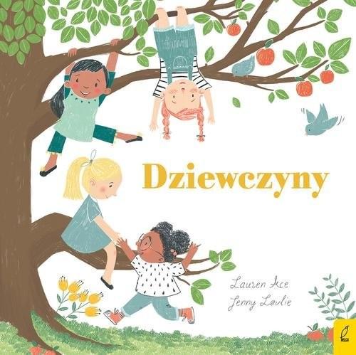 okładka Dziewczyny, Książka | Lauren Ace, Jenny Lovie