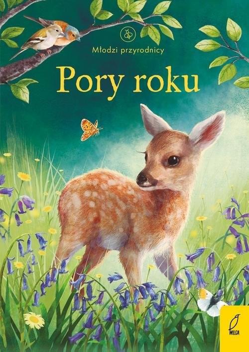okładka Młodzi przyrodnicy Pory roku, Książka | Bone Emily