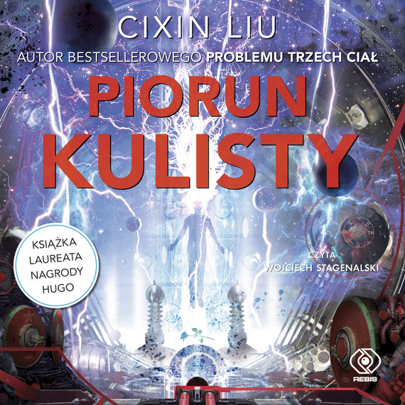 okładka Piorun kulisty. Audiobook | MP3 | Cixin Liu