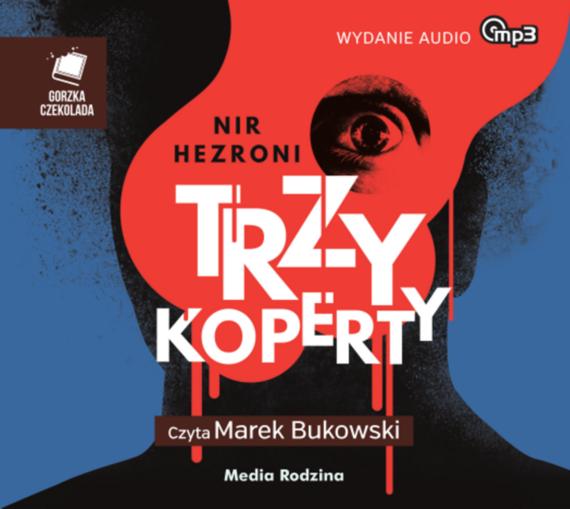 okładka Trzy kopertyaudiobook | MP3 | Nir Herzoni