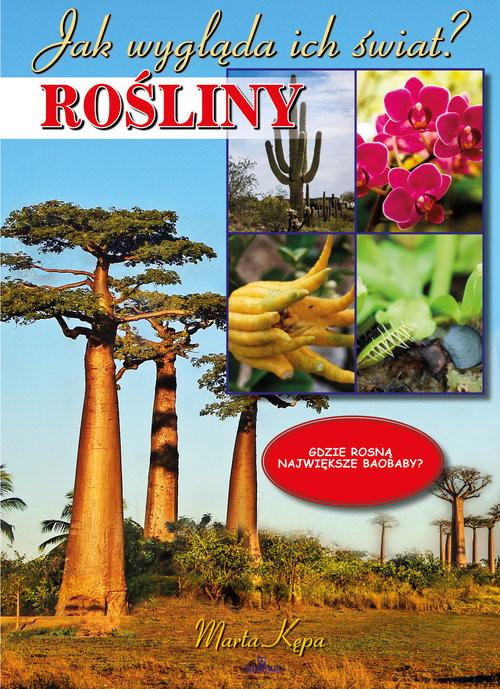 okładka Rośliny Jak wygląda ich świat?książka |  | Kępa Marta