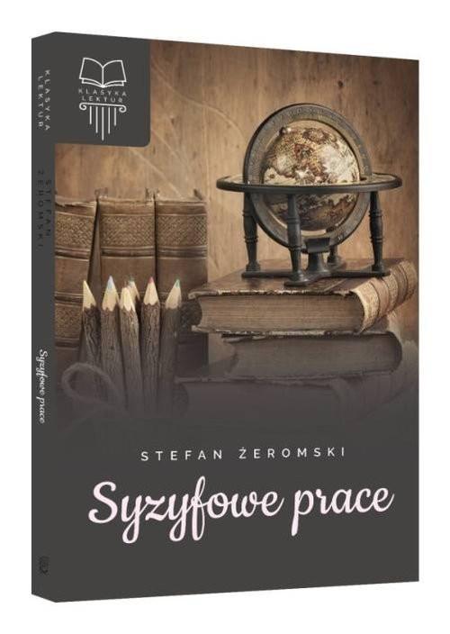 okładka Syzyfowe praceksiążka |  | Żeromski Stefan