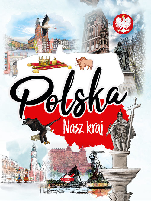 okładka Polska Nasz kraj, Książka | Nożyńska-Demianiuk A.