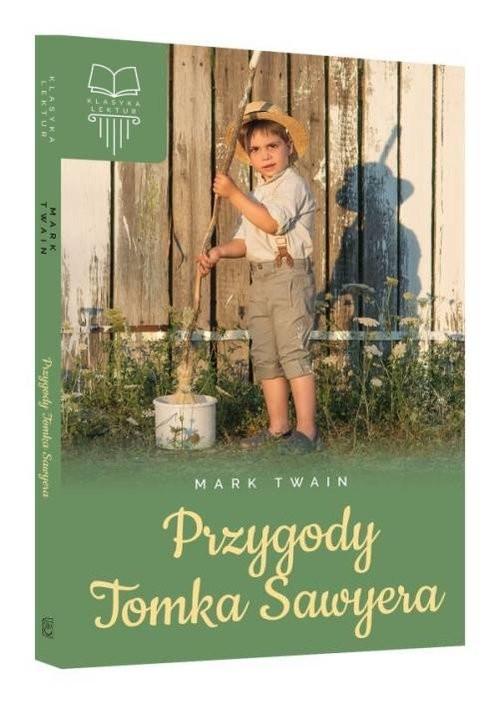 okładka Przygody Tomka Sawyeraksiążka |  | Mark Twain
