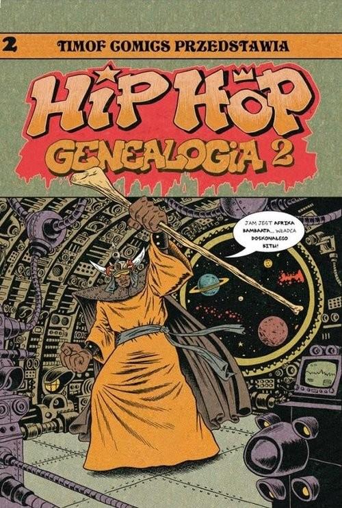 okładka Hip Hop Genealogia 2książka |  | Piskor Ed