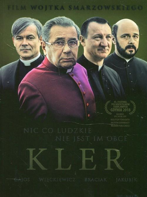 okładka Kler + DVD, Książka |