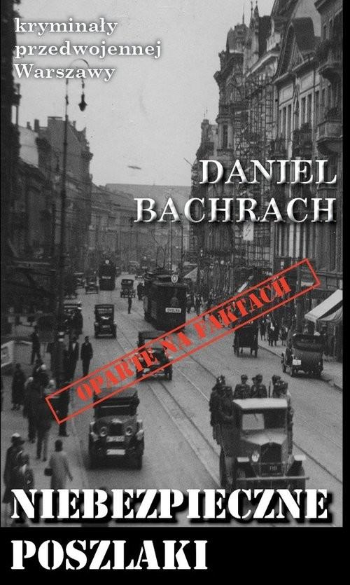 okładka Niebezpieczne poszlaki, Książka | Bachrach Daniel