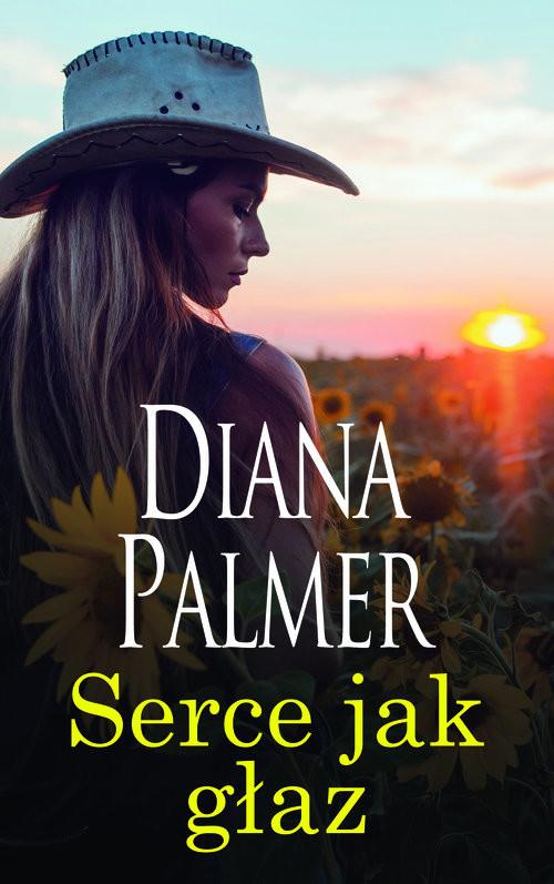 okładka Serce jak głaz, Książka | Palmer Diana