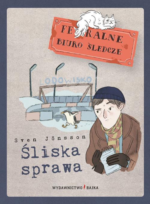 okładka Śliska sprawa, Książka | Jönsson Sven
