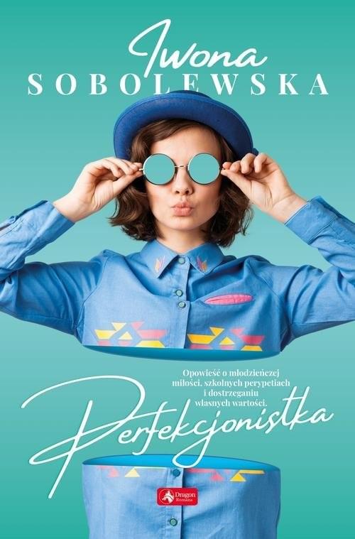 okładka Perfekcjonistka, Książka   Sobolewska Iwona
