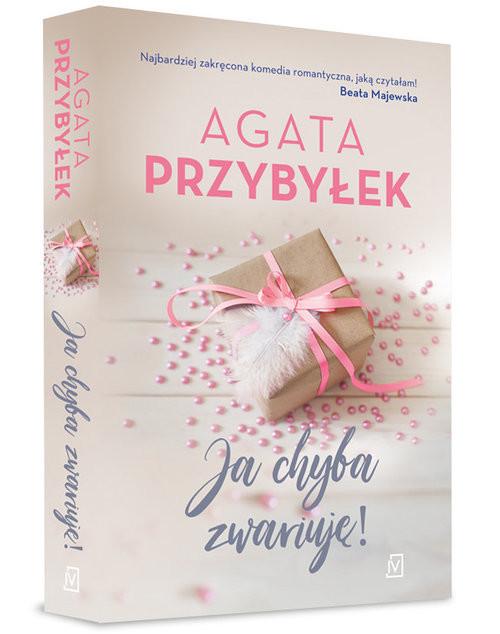 okładka Ja chyba zwariuję, Książka | Przybyłek Agata