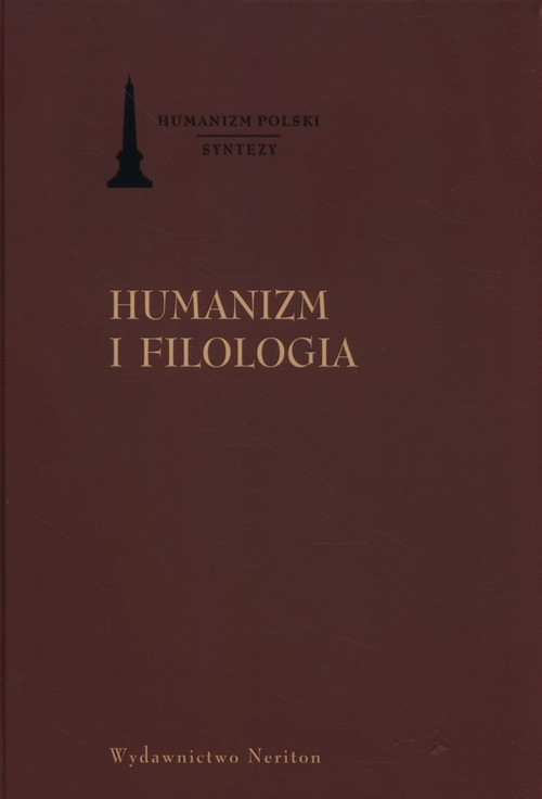okładka Humanizm i filologia, Książka   Karpiński Adam
