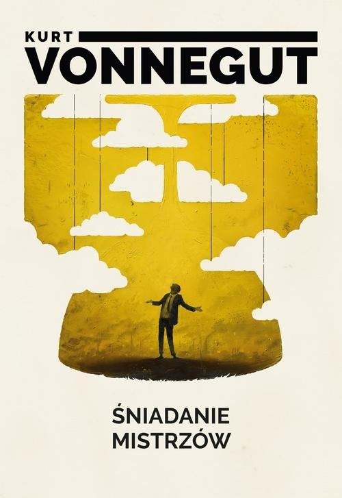 okładka Śniadanie mistrzów, Książka | Vonnegut Kurt