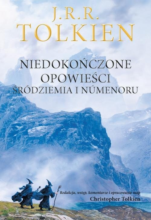 okładka Niedokończone opowieściksiążka |  | J.R.R.  Tolkien