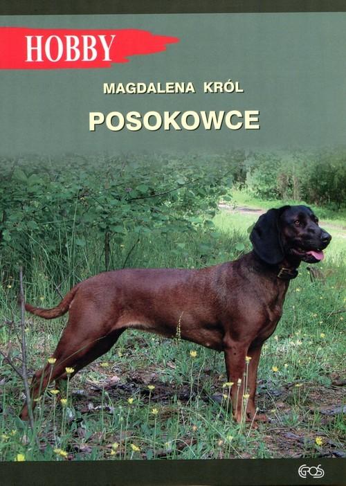 okładka Posokowce, Książka | Król Magdalena