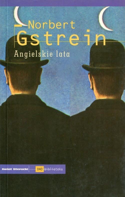 okładka Angielskie lata, Książka   Gstrein Norbert