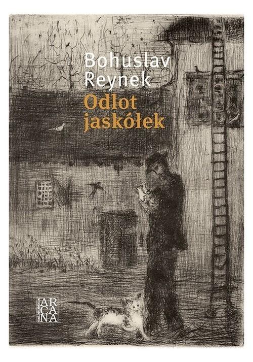 okładka Odlot jaskółek, Książka | Reynek Bohuslav