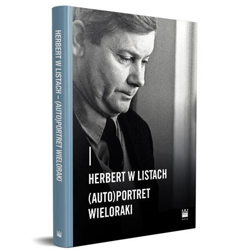 okładka Herbert w listach - (auto)portret wieloraki, Książka |