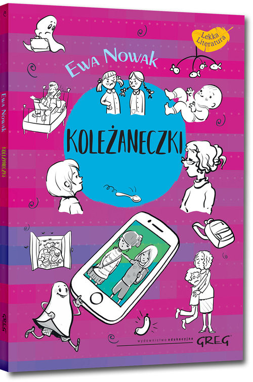 okładka Koleżaneczki, Książka | Ewa Nowak