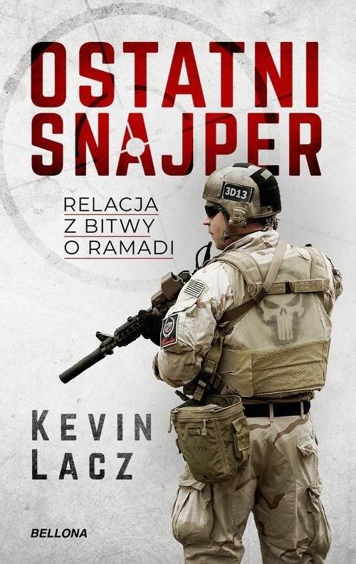 okładka Ostatni snajper, Książka | Lacz Kevin