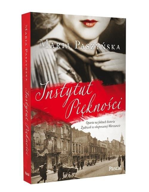 okładka Instytut Pięknościksiążka      Maria  Paszyńska