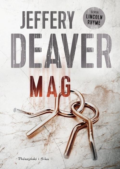 okładka Mag, Książka | Deaver Jeffery