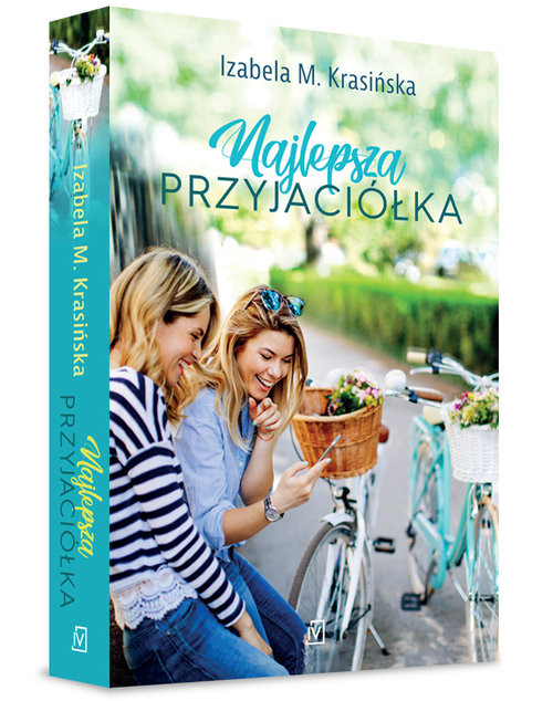 okładka Najlepsza przyjaciółka, Książka | Izabela M.  Krasińska
