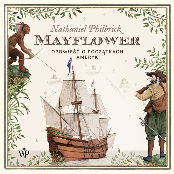 okładka Mayflower, Audiobook | Nathaniel Philbrick