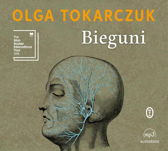 okładka Bieguniaudiobook | MP3 | Olga Tokarczuk