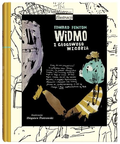 okładka Widmo z głogowego wzgórza, Książka | Fenton Edward