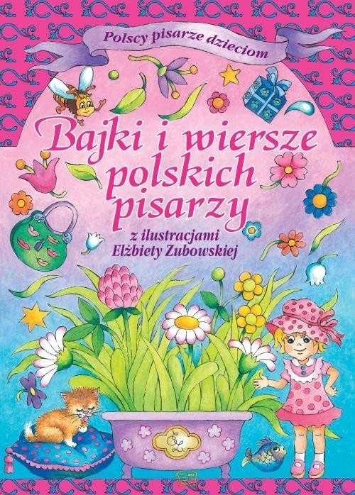 okładka Bajki i wiersze polskich pisarzy, Książka |