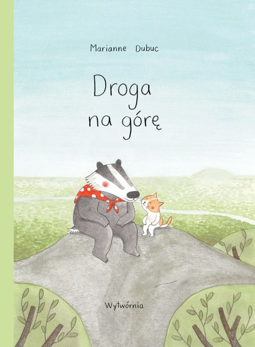 okładka Droga na górę, Książka | Dubuc Marianne