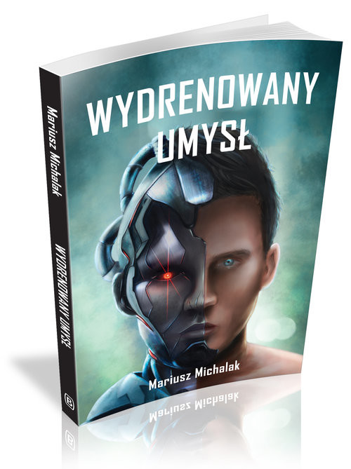 okładka Wydrenowany umysł, Książka | Michalak Mariusz