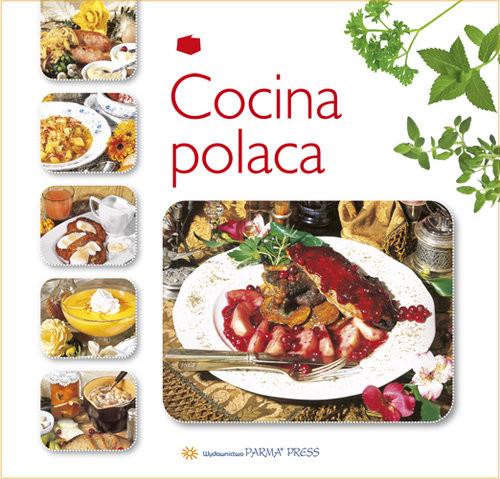 okładka Kuchnia Polska wersja hiszpańska, Książka | Byszewska Izabella