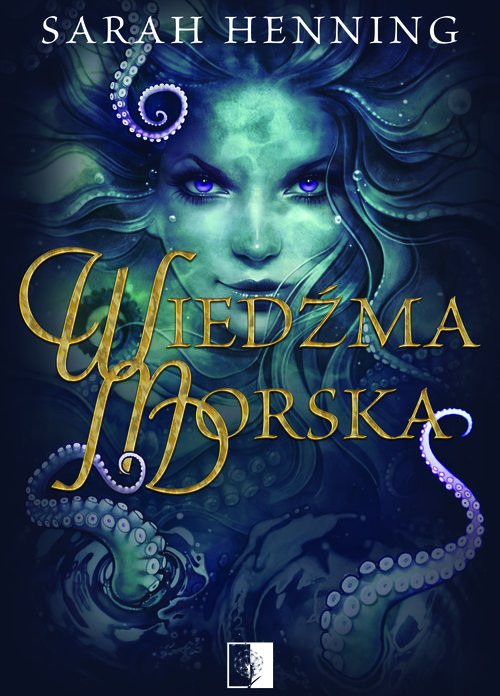 okładka Wiedźma morska, Książka | Henning Sarah