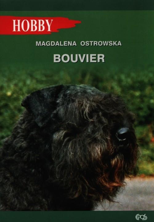 okładka Bouvier, Książka | Ostrowska Magdalena