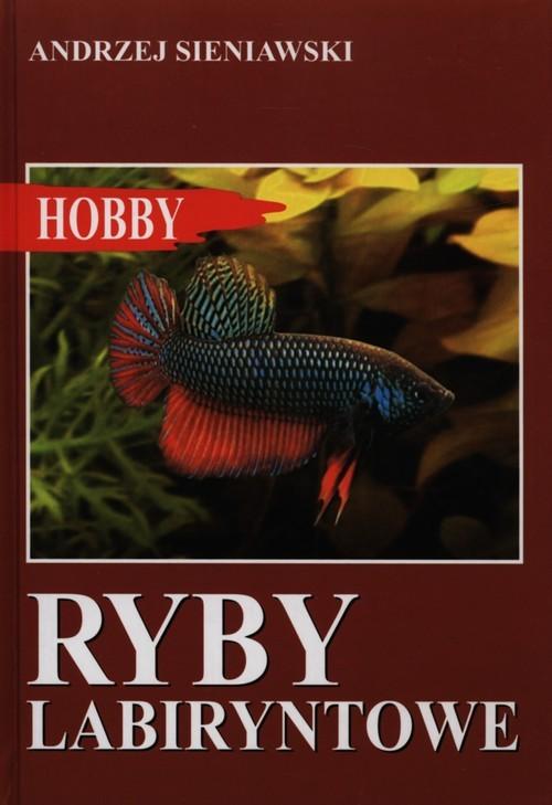 okładka Ryby labiryntowe, Książka | Sieniawski Andrzej