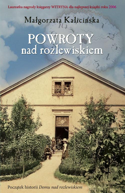 okładka Powroty nad rozlewiskiem, Książka | Małgorzata Kalicińska