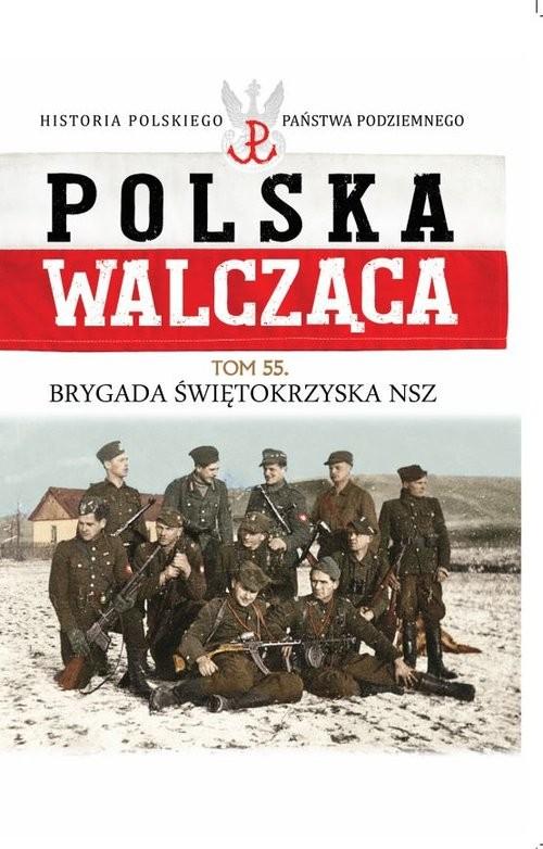 okładka Polska Walcząca Tom 55, Książka |