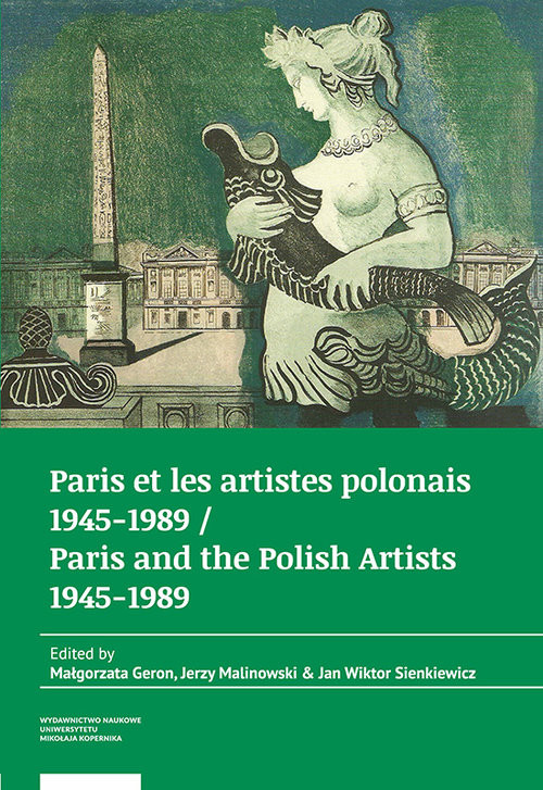 okładka Paris et les artistes polonais 1945-1989 / Paris and the Polish artists 1945-1989, Książka |