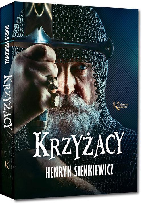 okładka Krzyżacy, Książka | Henryk Sienkiewicz
