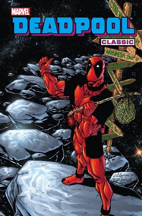 okładka Deadpool Classic Tom 6książka |  | Priest Christopher