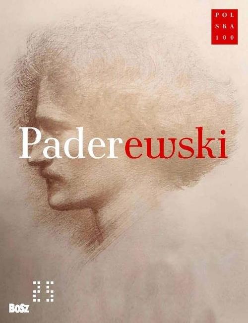 okładka Paderewski, Książka | Jan  Łoziński, Maja  Łozińska