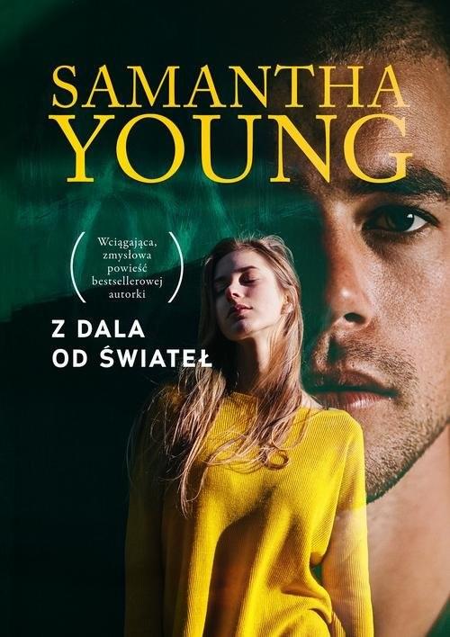 okładka Z dala od światełksiążka      Samantha Young