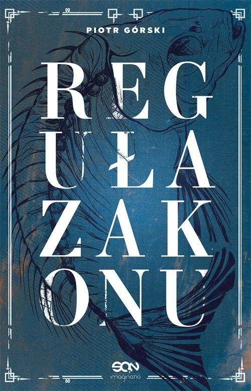 okładka Reguła zakonu, Książka | Górski Piotr