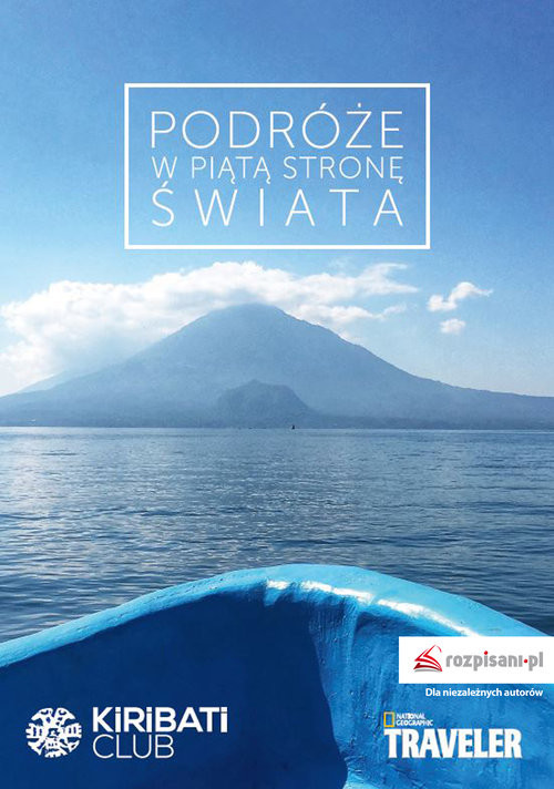 okładka Podróże w piątą stronę świata, Książka | Mateusz Waligóra, Mateusz Kołakowski, Osten-S