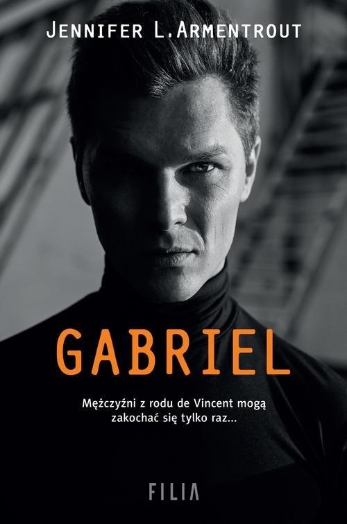 okładka Gabriel, Książka | Armentrout Jennifer L.
